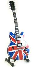 """Epiphone Oasis Union Jack""- Chitarra in miniatura - Mini Guitar - Mini Guitarra"
