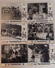 LE TRIPORTEUR - DARRY COWL - LOT 6 PHOTOS D'EXPLOITATION