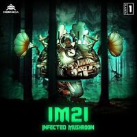 INFECTED MUSHROOMS - IM21   CD NEW