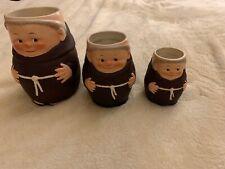 """1957 T74/0 Goebel  Friar Tuck Mug Stein 4"""" Excellent"""