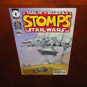 Sergio Aragones Stomps Star Wars NM/MT