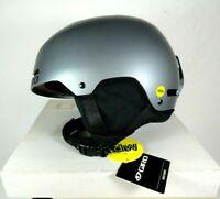 GIRO Ledge MIPS Adult Sz S Small Snow Sports Helmet Matte Titanium