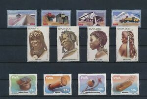 LN89340 South West Africa mixed thematics nice lot of good stamps MNH