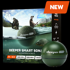 Deeper CHIRP+ Smart Sonar WiFi & GPS Fish finder - BRAND NEW