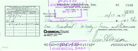 Jim Henson The Muppets Reproduction Cancelled Check and 8 x 10 Photo