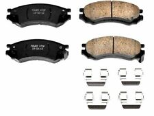 For 1993-2002 Saturn SC2 Disc Brake Pad and Hardware Kit Power Stop 38569KB
