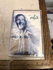 India Sola Cassette TAPE Rare Latin Music Sealed