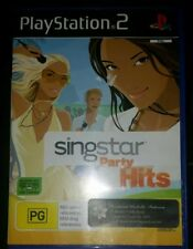 Singstar Party Hits  - PS2