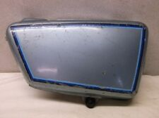 Used Right Metal Side Cover for 1974-77 Yamaha XS650