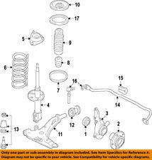 HYUNDAI OEM 03-14 Sonata Front-Wheel Bearing 5172038110