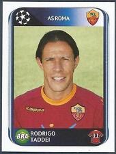 PANINI UEFA CHAMPIONS LEAGUE 2010-11- #303-ROMA-RODRIGO TADDEI