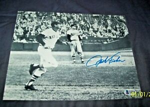 Baltimore Orioles Jack Fisher Autographed 8x10 Picture
