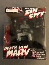 New listing Neca Frank Miller's Sin City Death Row Marv Electronic Box Set Action Figure