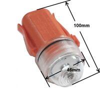 Lampe - Flash électronique pour ceinture, gilet de sauvetage, homologuée MED