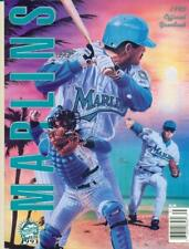 1993  Miami Marlins Inaugural Year Official Team Yearbook