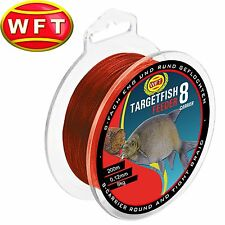 WFT Schnur Target Fish 8 Feeder 0 12mm 200m