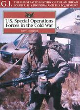 US SPECIAL OPERATIONS FORCES COLD WAR VIETNAM GREEN BERETS SEALS USMC RECON USAF