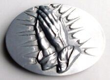 Praying Hands Belt Buckle