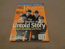 Readers Digest - Nov 2005 - Beatles Cover - The Beatles' Untold Story Bob Spitz