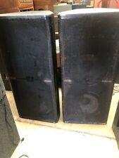 Jbl SRX725 SRX-725 speakers