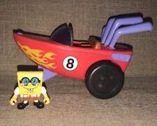 Sponge Bob Imaginext Bikini Bottom Car Speed Boat Spongebob
