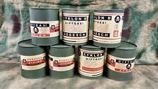WW2 German empty Zyklon B Gas can movie museum reproduction