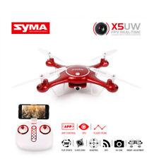 DRONE SYMA X5 UW WIFI BLOCCO ALTEZZA barometro FPW camera 720p