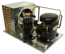 Indoor KB9437Y-1 Condensing Unit 1/2 HP, Med Temp, R134a, 115V. Assembled in USA