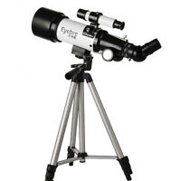 Space Astronomical Telescope Equatorial Mount Reflection Monocular Scope&Tripod