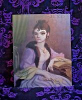 Lenticular Ms April December changing picture Disneyland Haunted Mansion Holiday