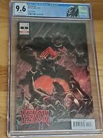 CUSTOM LABEL! Venom #3 🔥2nd print🔥 1st full app of Knull CGC 9.6! VENOM!