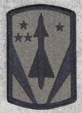 New 31st Air Defense Artillery Brigade Patch, Sew-On, Subdued