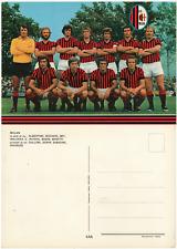 AC Milan 1974-75 Cartolina Squadra! ed.SAR Nuovissima!