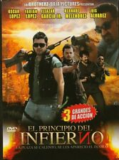 El Princio Del Infierno- 3 Grandes de Accion-Una pagina Mas, Rey De Reyes DVD