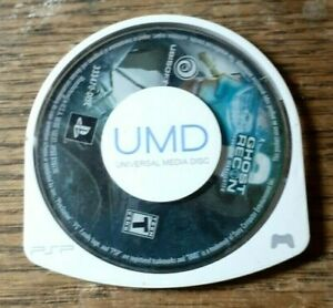 Tom Clancy's Ghost Recon: Advanced Warfighter 2 Sony PSP 2007 VG Shape & Tested