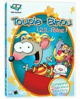 Toopy and Binoo: Lets Celebrate (DVD, 2008, Canadian French)-New/Sealed