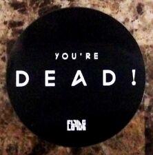 FLYING LOTUS You're Dead 2014 Ltd Ed RARE New Sticker +FREE Dance/Pop Stickers