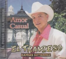RAMSES GUTIERREZ EL TRAVIESO AMOR CASUAL CD Nuevo Sealed