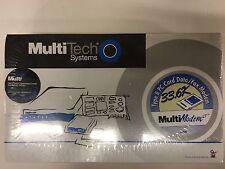 Multi-Tech MT2834LTb  MultiMobile Modem 33.6K PCMCIA PC Card NOS Factory Shrink