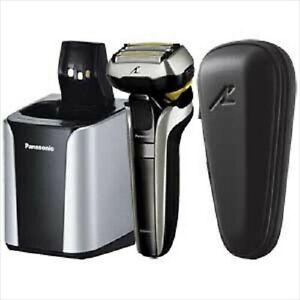 Panasonic LAMDASH Men's Shaver 5 Blades Silver Washable ES-CLV9EX-S AC100-240V