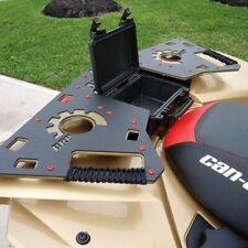 Can-Am Renegade Rear Rack w/ Storage Case - 500 570 800 850 1000 2012+ Gold B+R