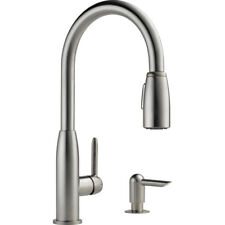 Peerless P88103LF-SSSD-L Pull Down Kitchen Faucet Stainless Steel