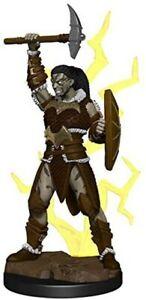 Female Goliath Barbarian Premium D&D Miniature Dungeons Dragons fighter W5 Z