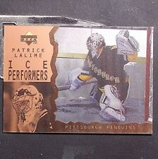 PATRICK LALIME 1996-97 Upper Deck  Ice Acetate Parallel #54  Pittsburgh Penguins