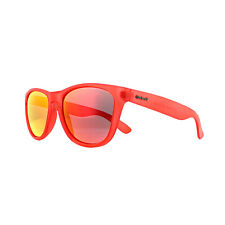 Polaroid Sonnenbrille p8443 0z3 matt rot orange Spiegel