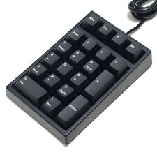 Leopold FC210TP PD Mechanical Tenkeypad Key Pad Numpad Cherry MX Red PBT Black
