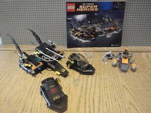 Lego DC Comics Super Heroes 76034 The Bat-Boat Harbour Pursuit (100% Complete)