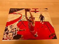 Robin Lopez Chicago Bulls Bucks Suns Autographed Signed 8X10 Photo W/COA