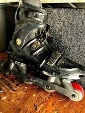 Rollerball Inline Skates Size 9 Gfx/5500 Carbon