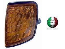 FANALE FANALINO FRECCIA ANTERIORE SX GIALLO MERCEDES 200 W124 85>89 1985>1989